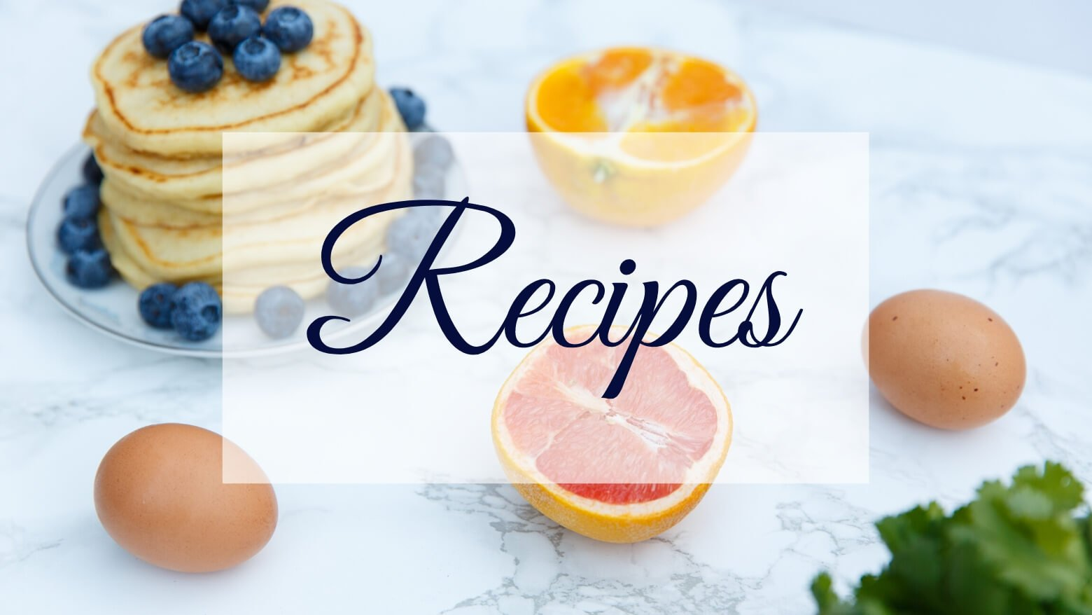 Recipe Blog Posts
